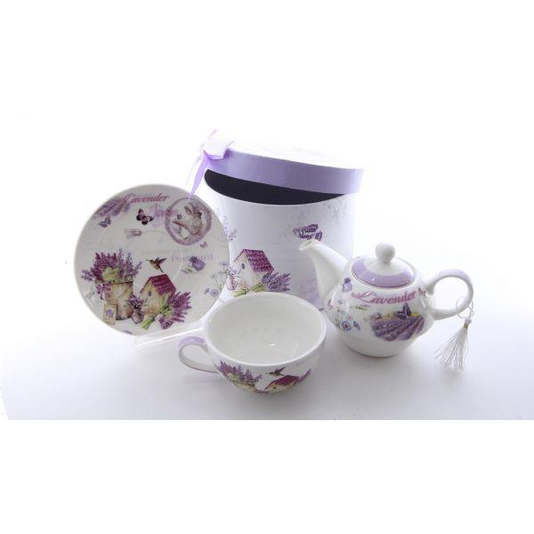 Ceainic cu cescuta Lavender A36-34