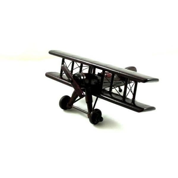 Macheta avion de lemn
