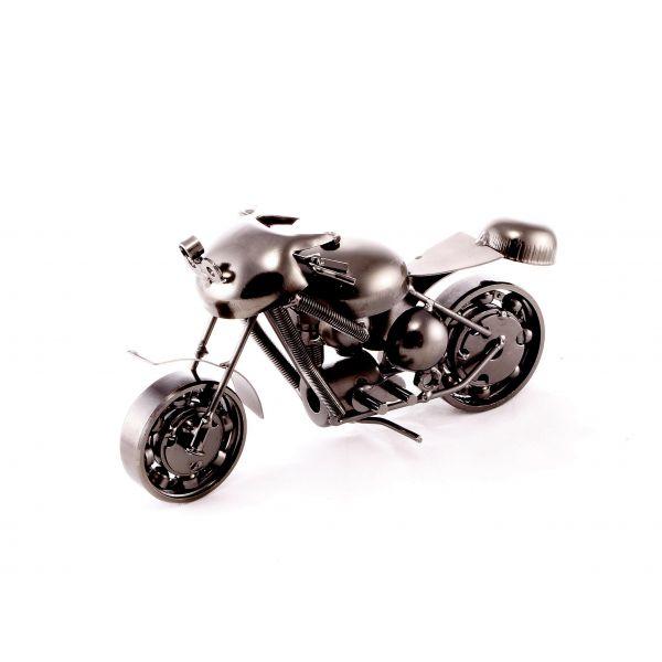 macheta de metal motocicleta