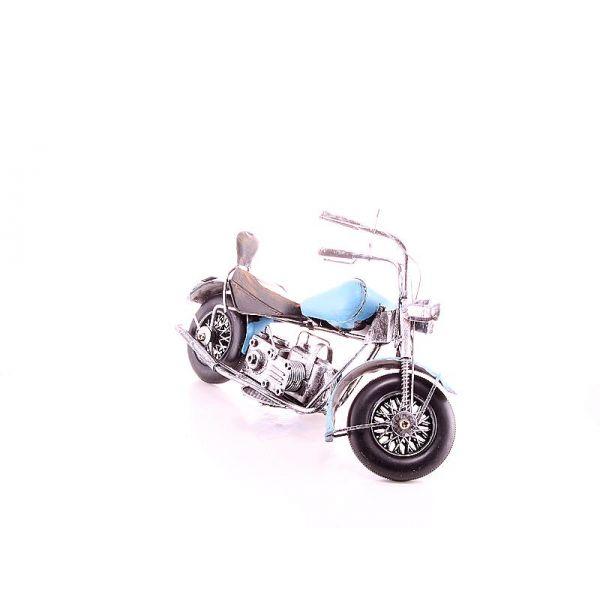 macheta de metal motocicleta vintage