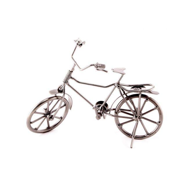 Macheta de metal bicicleta