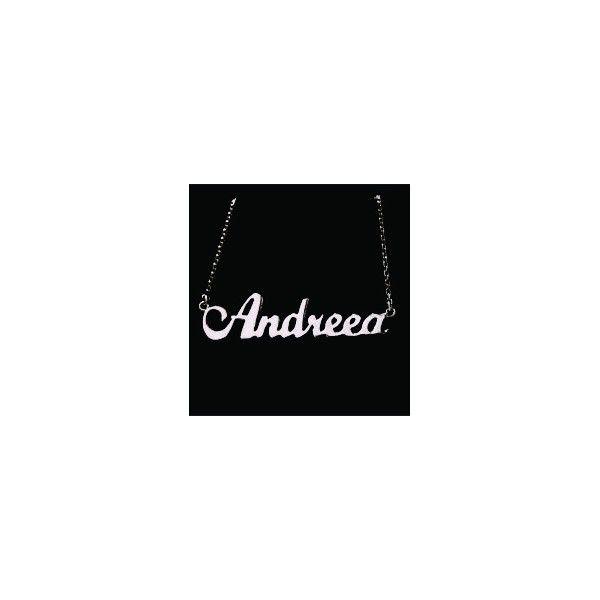 Pandantiv nume Andreea