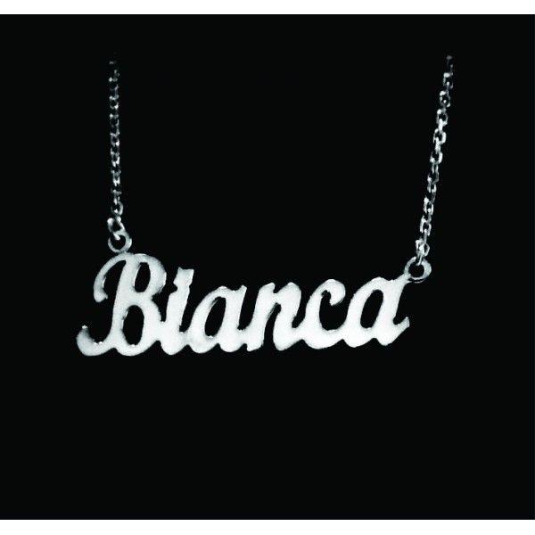 Pandantiv nume Bianca