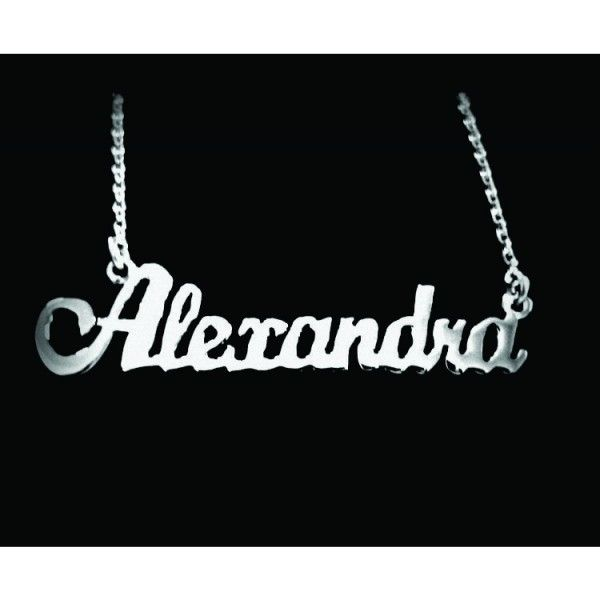 Pandantiv nume Alexandra