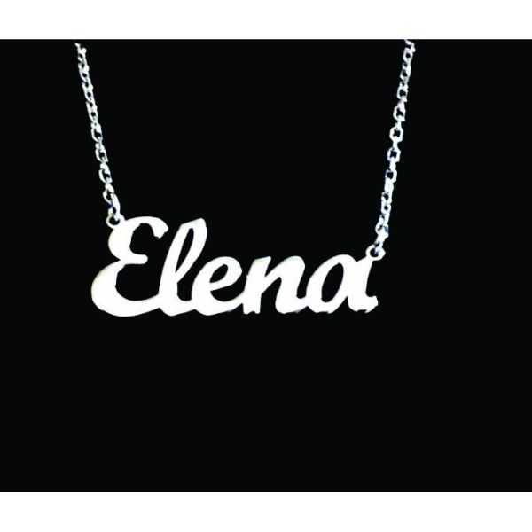 Pandantiv nume Elena