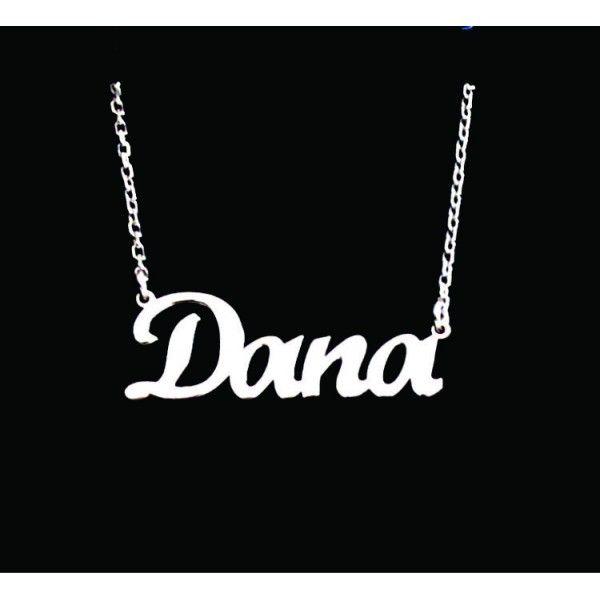 Pandantiv nume Dana