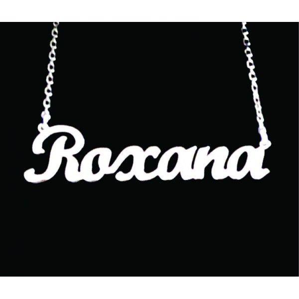Pandantiv nume Roxana