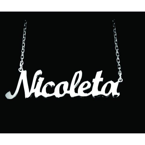 Pandantiv nume Nicoleta
