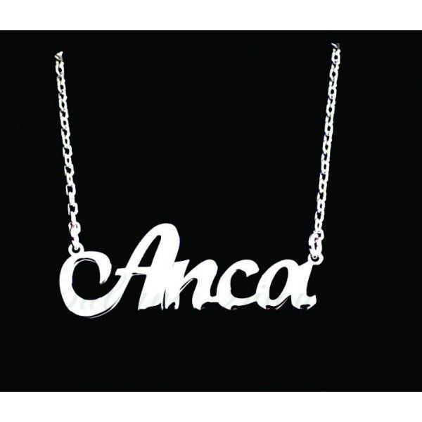 Pandantiv nume Anca