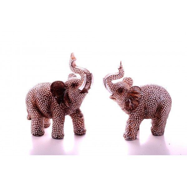 Bibelou doi elefanti