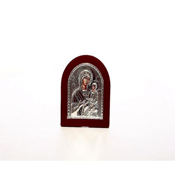 Icoana Maica Domnului din lemn