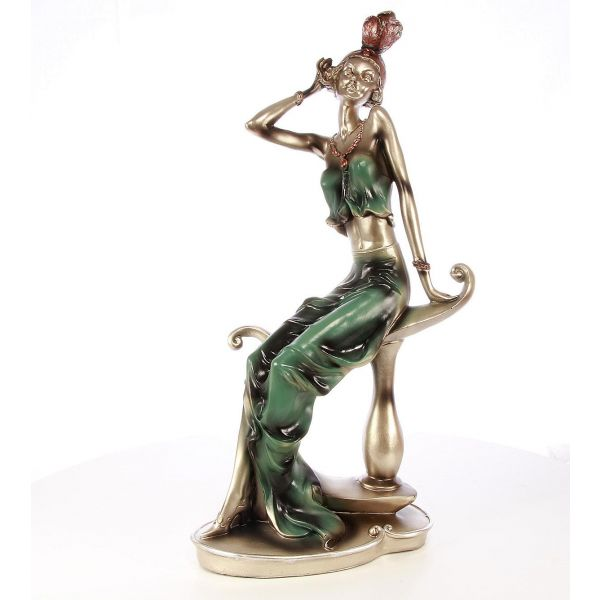Statueta Lady Retro