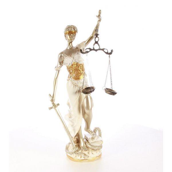 Statueta Justitia Rasina