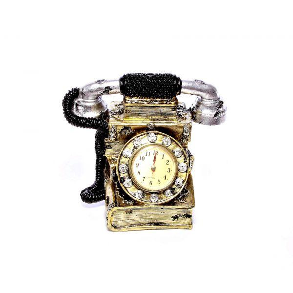 Ceas de masa telefon retro