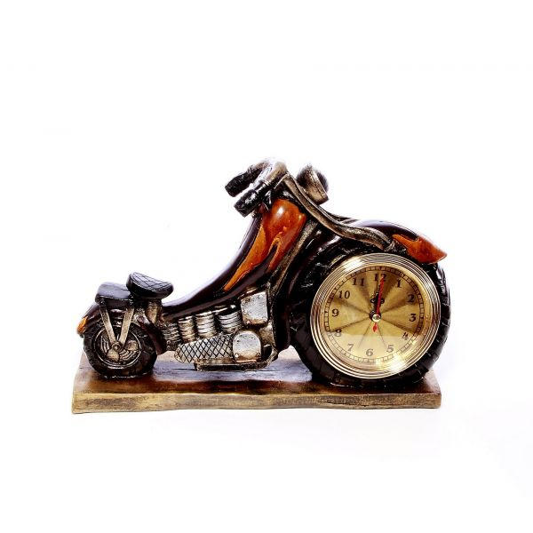 Ceas de masa motocicleta retro