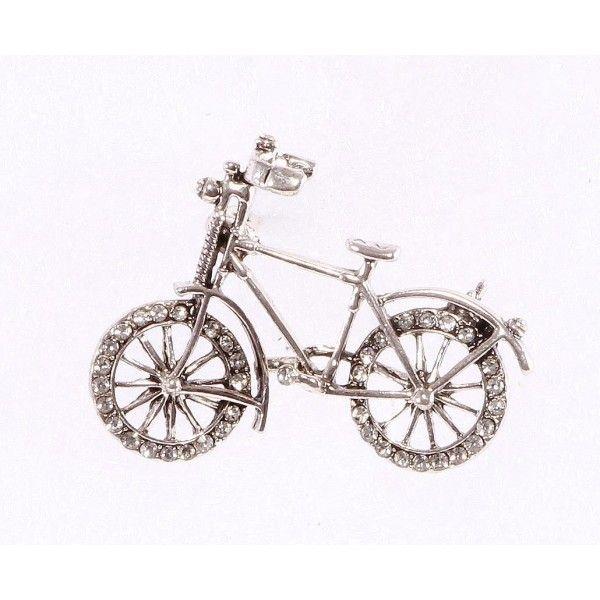 Brosa bicicleta martisor