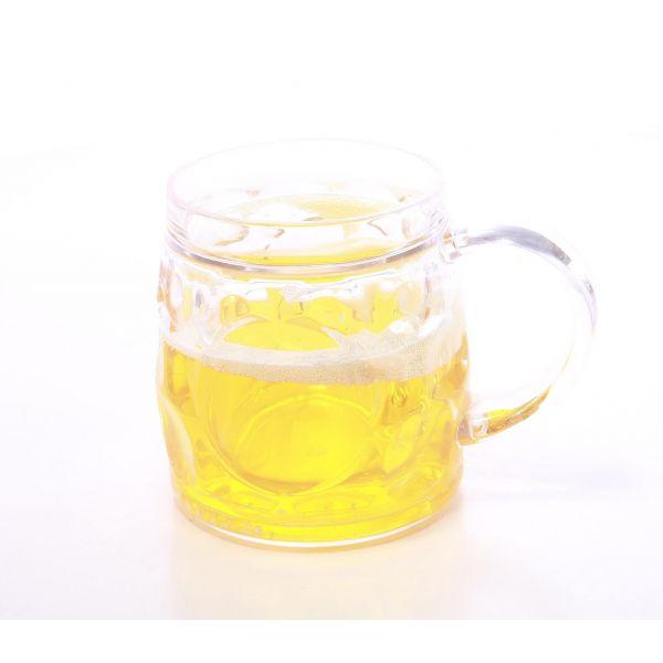 Cana cu lichid pentru bere