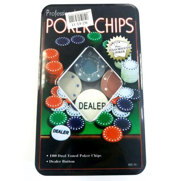 Poker Z43-11