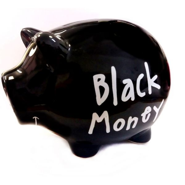 Pusculita Black Money