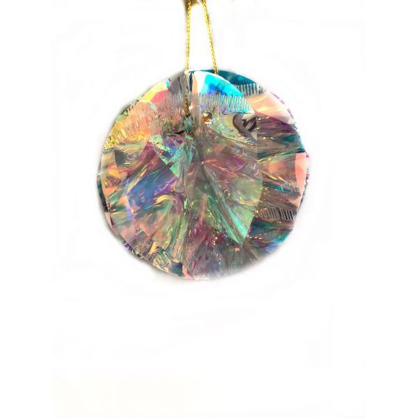 Decoratiune Craciun glob 3D