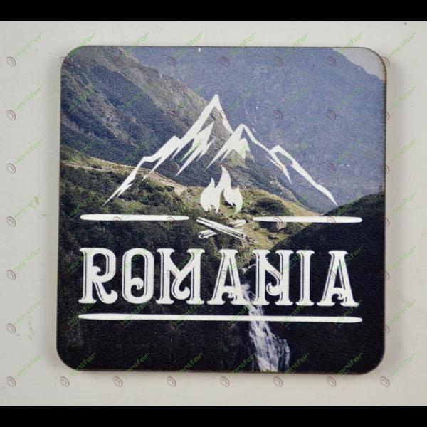 MAGNET PRINTAT-ROMANIA MUNTE -6CM