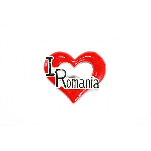 Magnet I love Romania