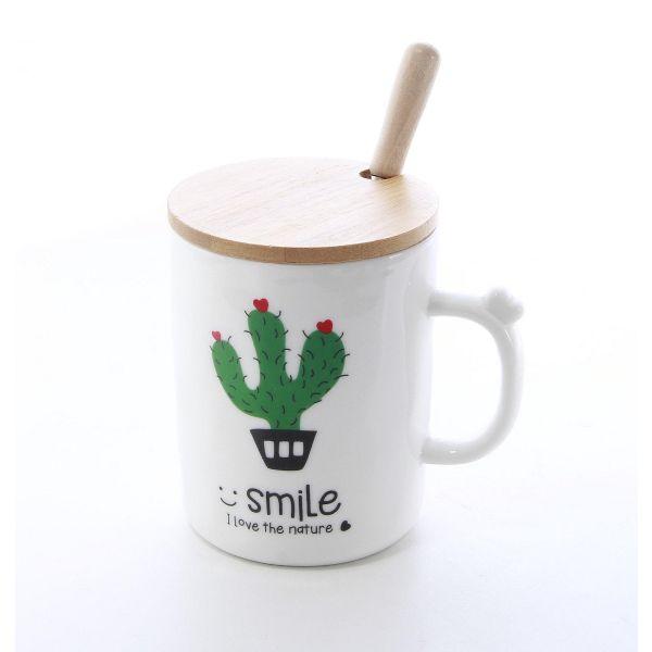 Cana smile cactus