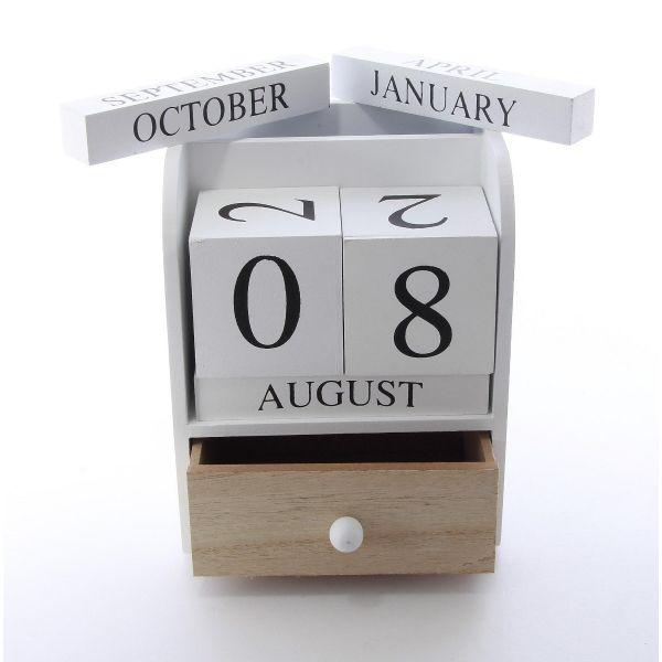 Calendar zaruri cu sertare A34-43