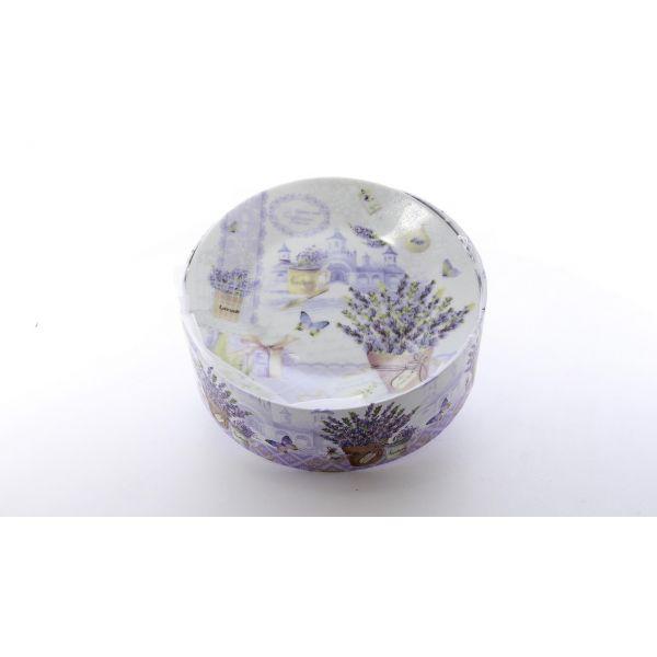 Set farfurioare lavender A36-26