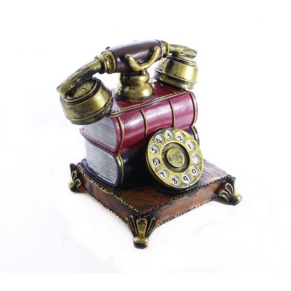 Pusculita telefon retro