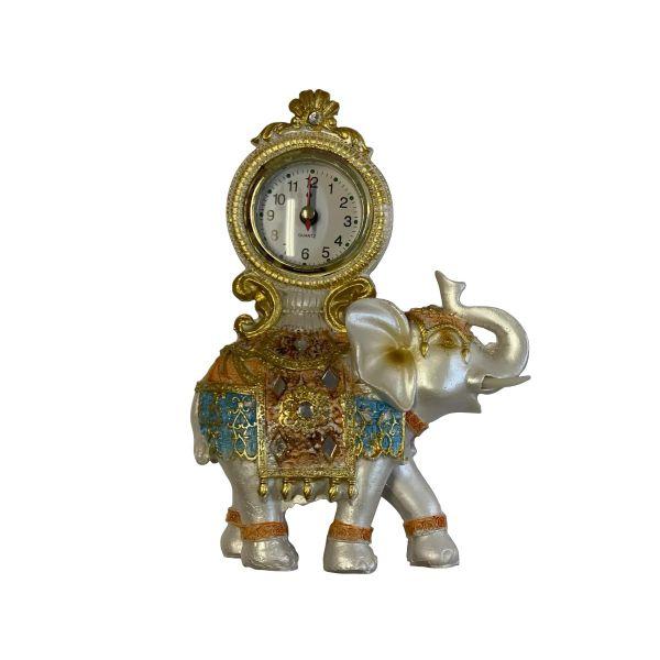 Ceas de masa bibelou elefant A45-12