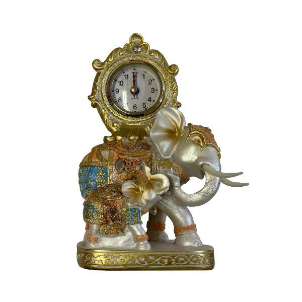 Bibelou ceas de masa elefant A45-14