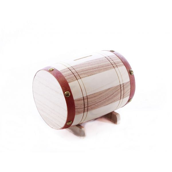 Pusculita butoias din lemn
