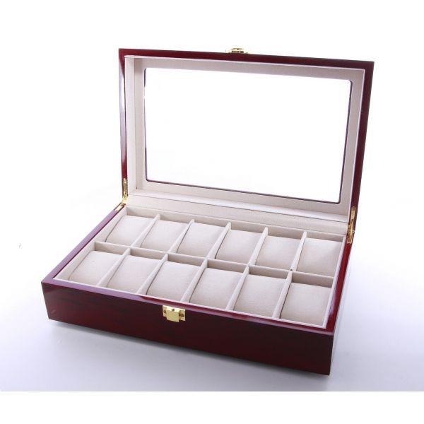 Cutie pentru ceasuri din lemn A59-07