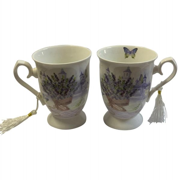 Set 2 cani lavender B02-73