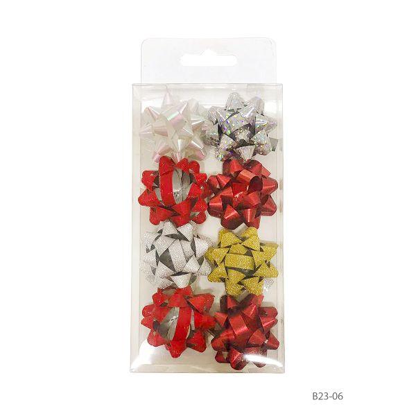 Set panglica ribbon cadouri de Craciun B23-06