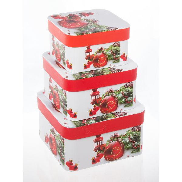 Cutie pentru cadouri Craciun B29-03
