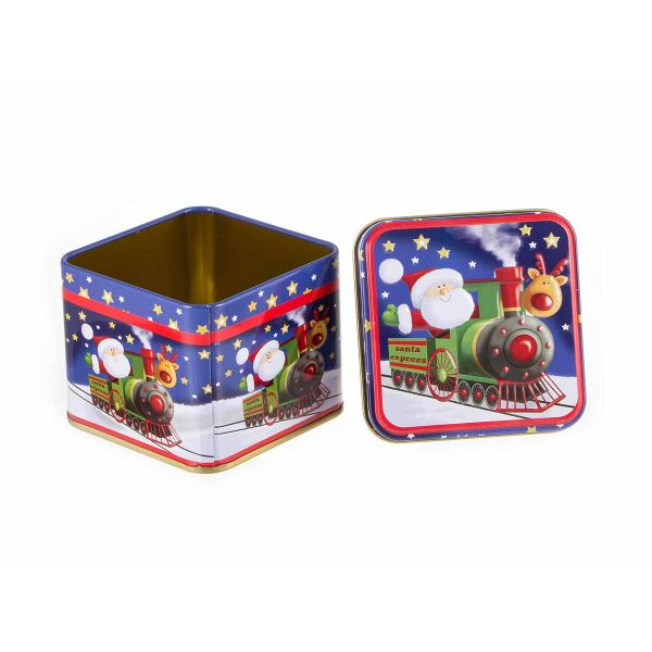 Cutie cadouri de Craciun Mos Craciun B34-07