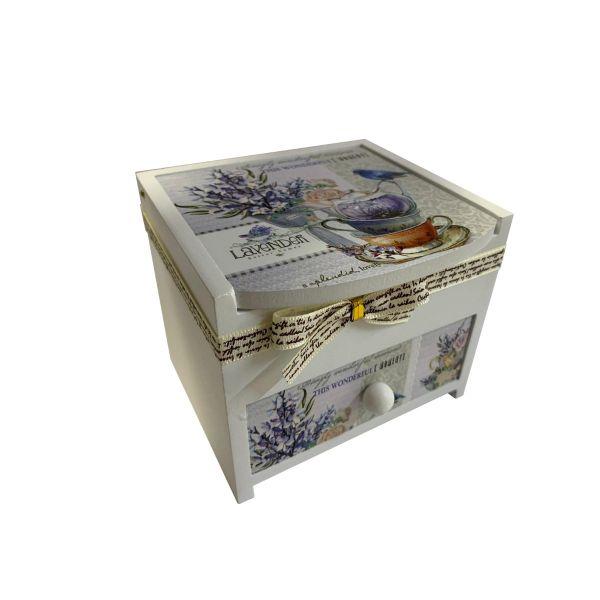 Caseta de bijuterii C10-03