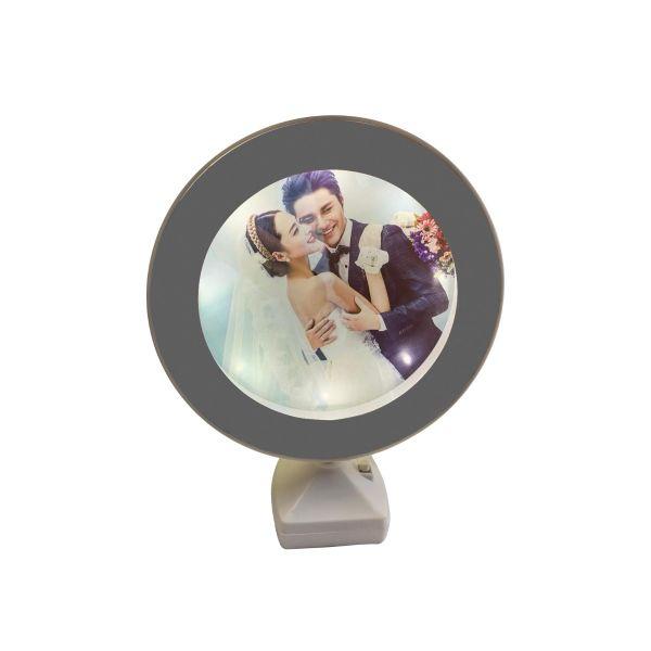 Oglinda cu rama foto si lumina C11-02