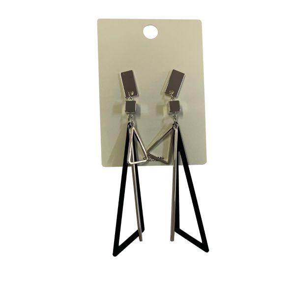 Cercei triunghi C19-06