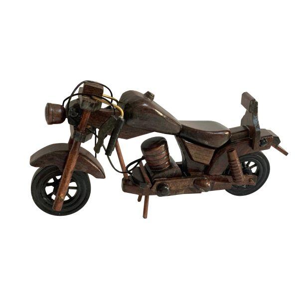 Motocicleta lemn C30-02