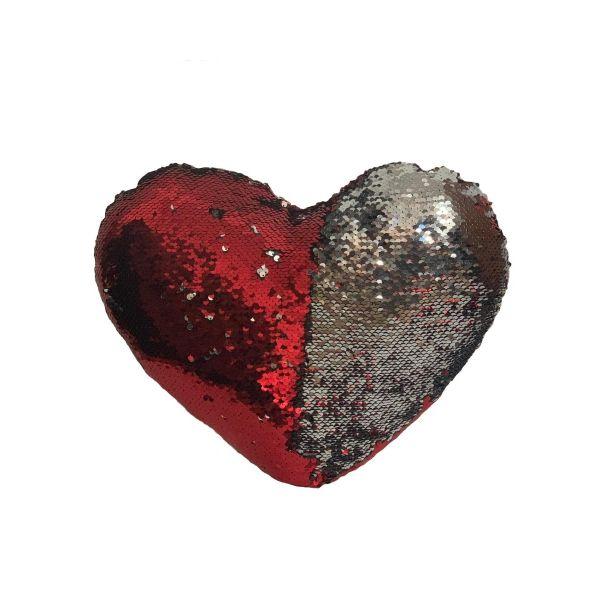 Perna inima paiete bicolor C37-01
