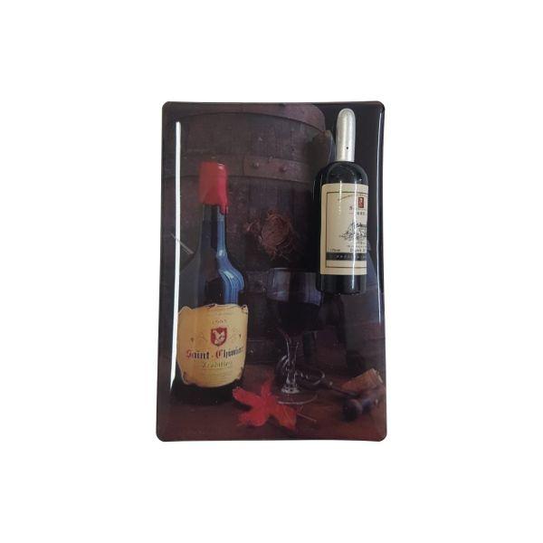 Magnet sticla de vin D05-01
