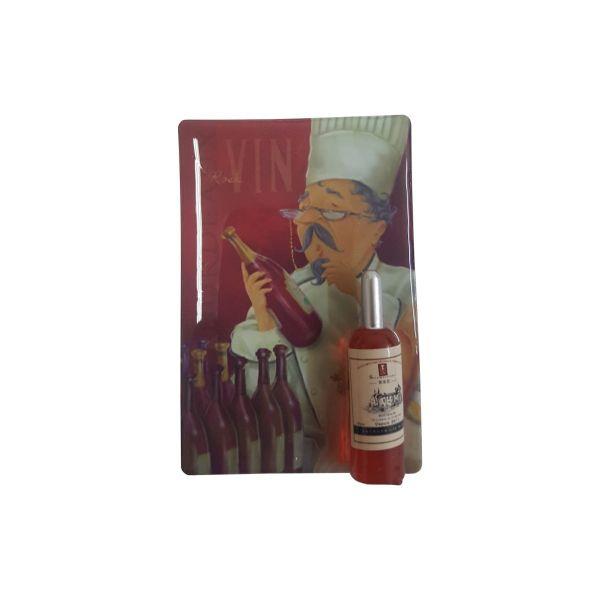 Magnet sticla de vin D05-04