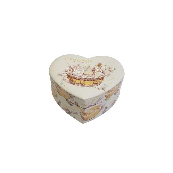 Caseta de bijuterii inima D57-01