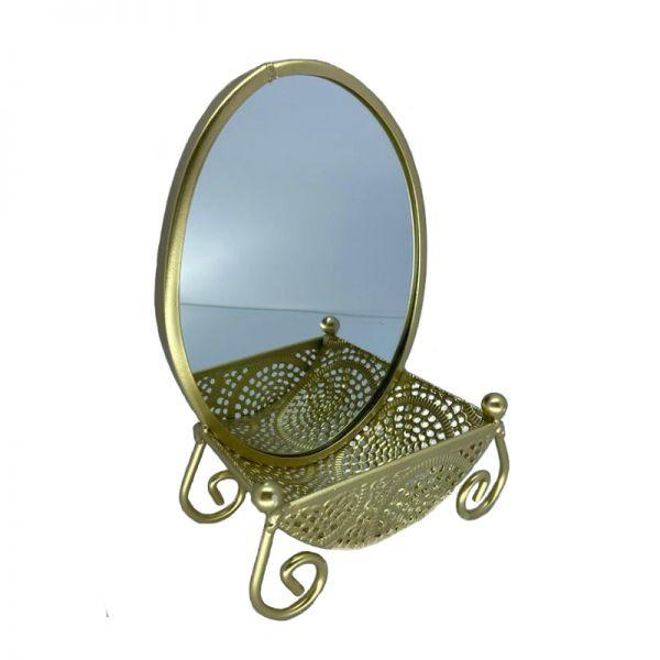 Oglinda cu suport pentru bijuterii F25-04
