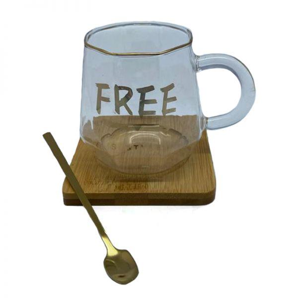 Cana cu lingurita Free F28-11