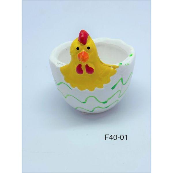Suport pentru ou gaina F40-01