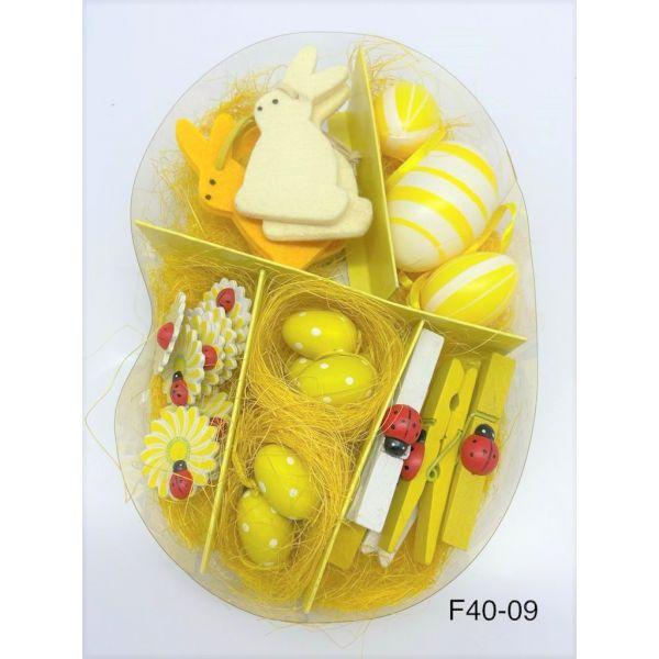 Set decoratiuni Paste F40-09